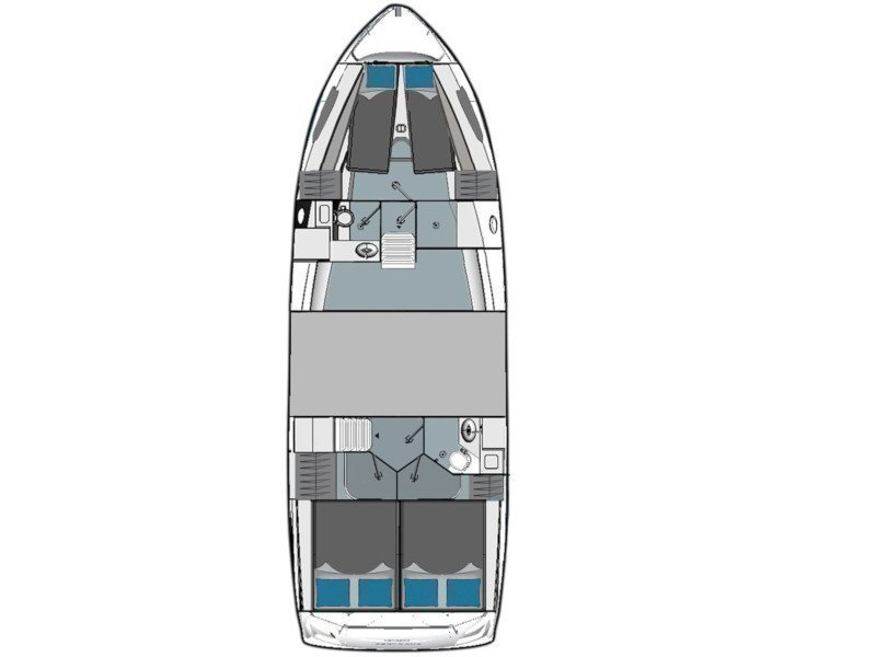 Bavaria E40 Fly (IVONA) Plan image - 12