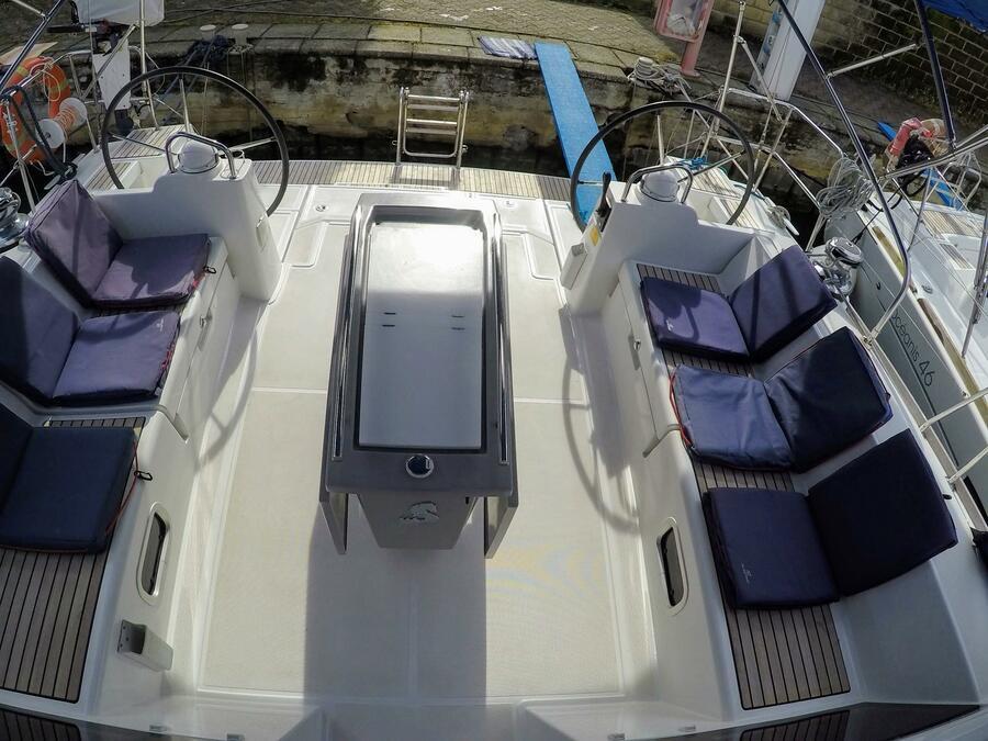 Oceanis 48 (Cayetana)  - 18