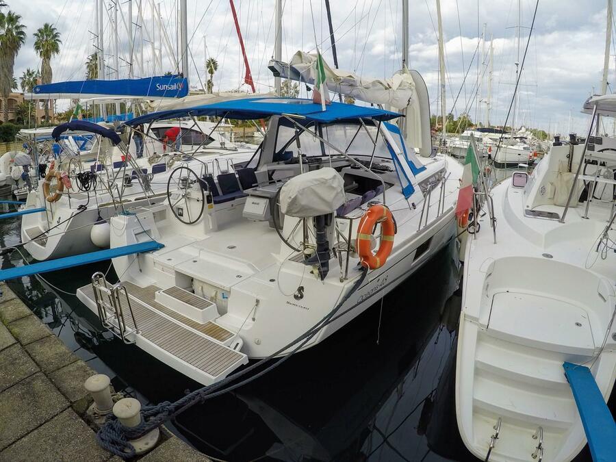 Oceanis 48 (Cayetana)  - 34