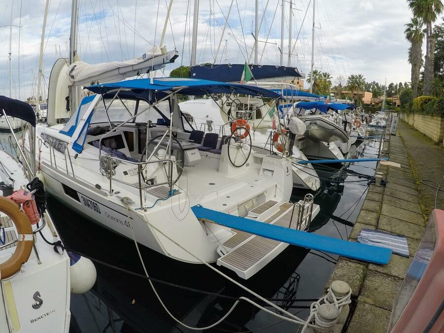 Oceanis 48 (Cayetana)  - 20