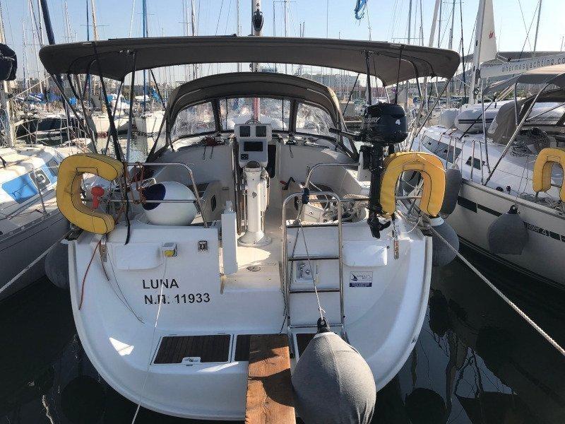 Oceanis 423 (Luna)  - 10