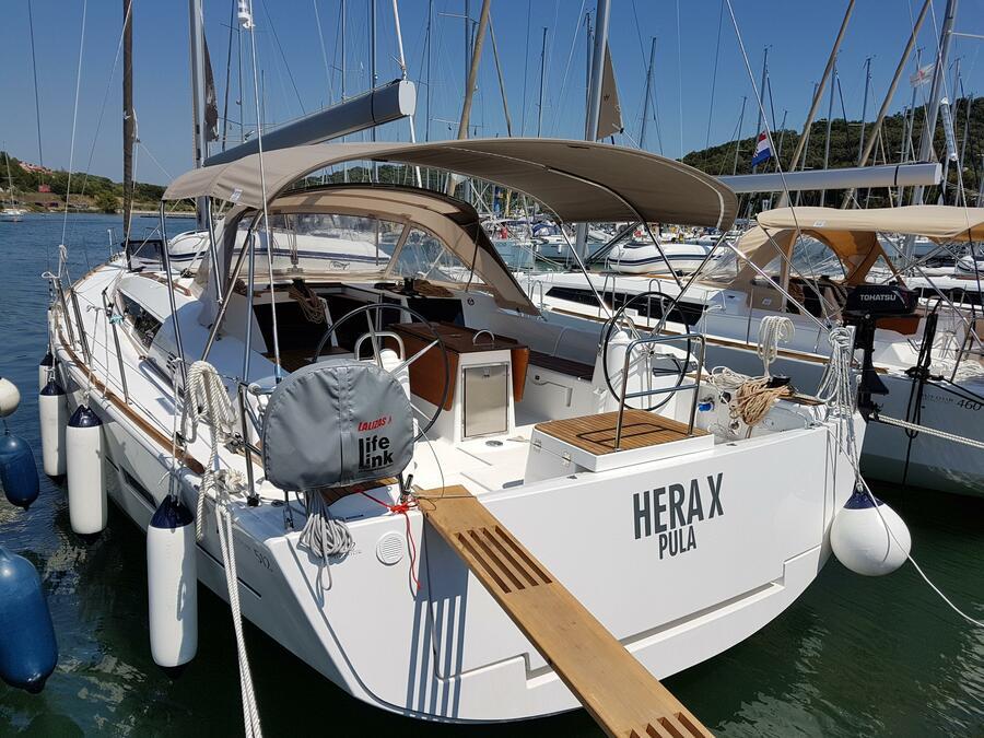 Dufour 512 Grand Large (Hera)  - 21
