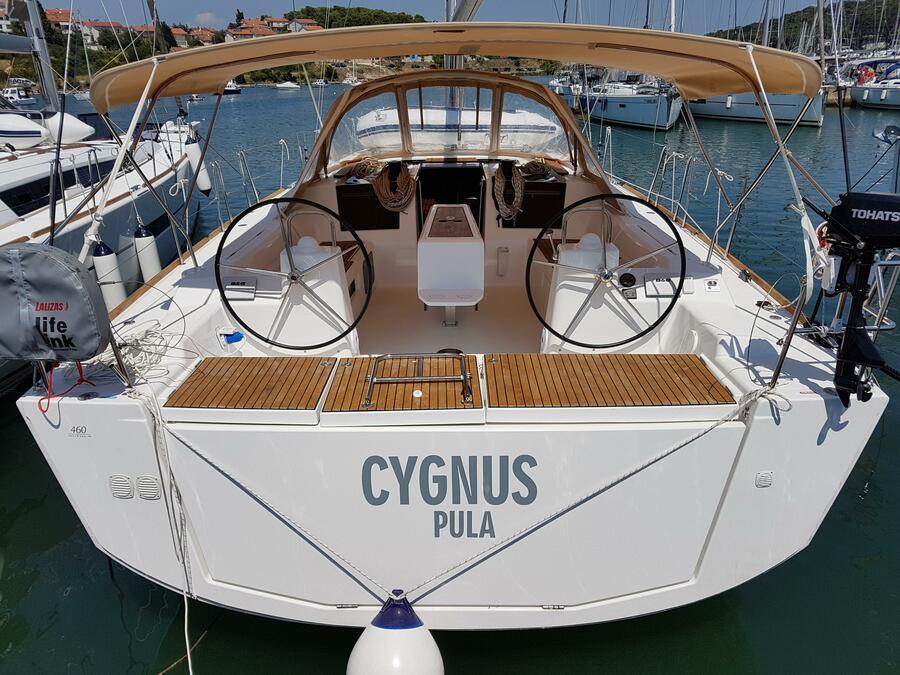 Dufour 460 Grand Large (Cygnus)  - 15