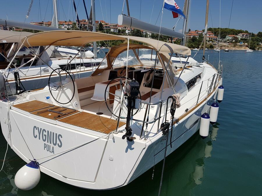 Dufour 460 Grand Large (Cygnus)  - 11