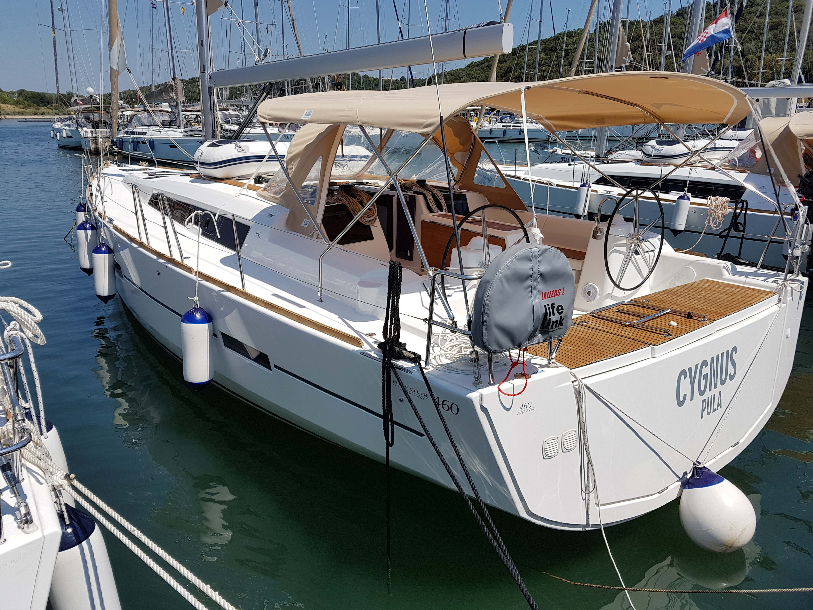 Dufour 460 Grand Large (Cygnus)  - 14