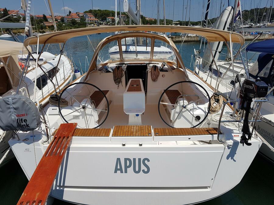 Dufour 412 Grand Large (Apus)  - 5