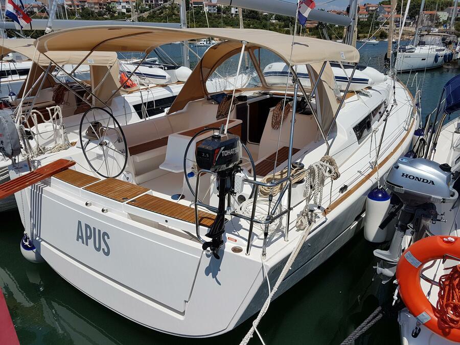 Dufour 412 Grand Large (Apus)  - 9