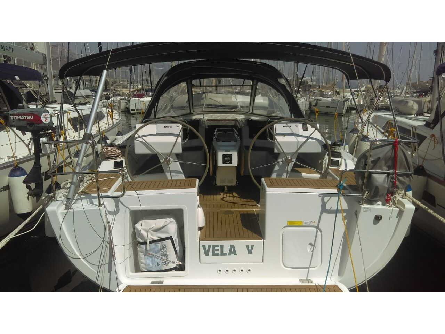 Hanse 455 (Vela) Main image - 0