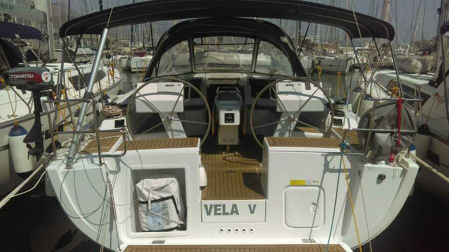 Hanse 455 (Vela)  - 6