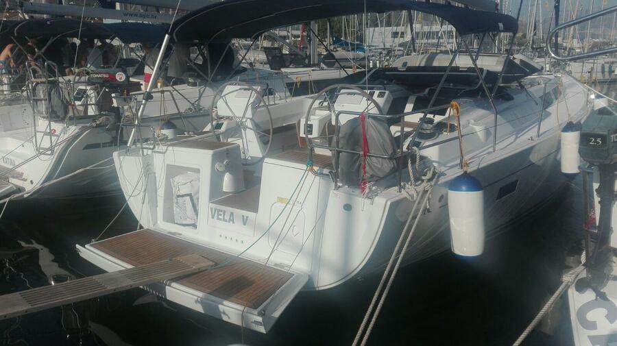Hanse 455 (Vela)  - 7