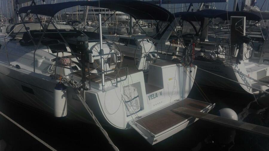 Hanse 455 (Vela)  - 5
