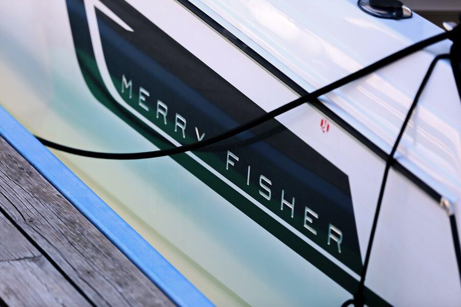 Merry Fisher 795 (Jura  3212ZD)  - 41