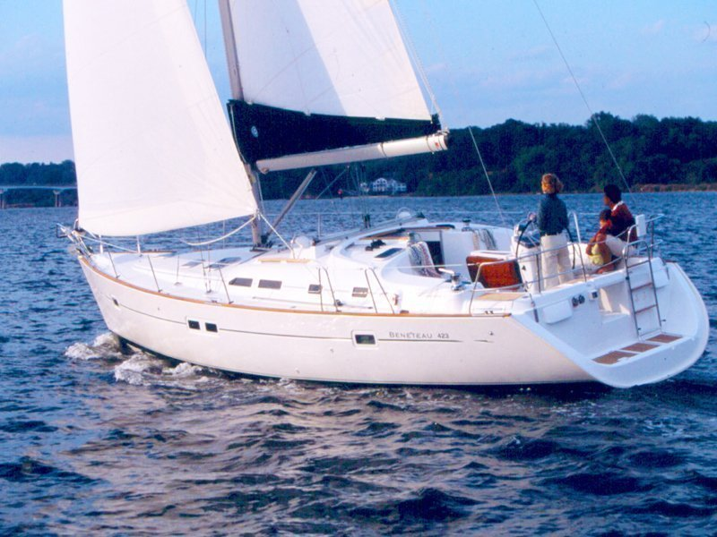 Oceanis Clipper 423 (Jazz and Blues) Main image - 0