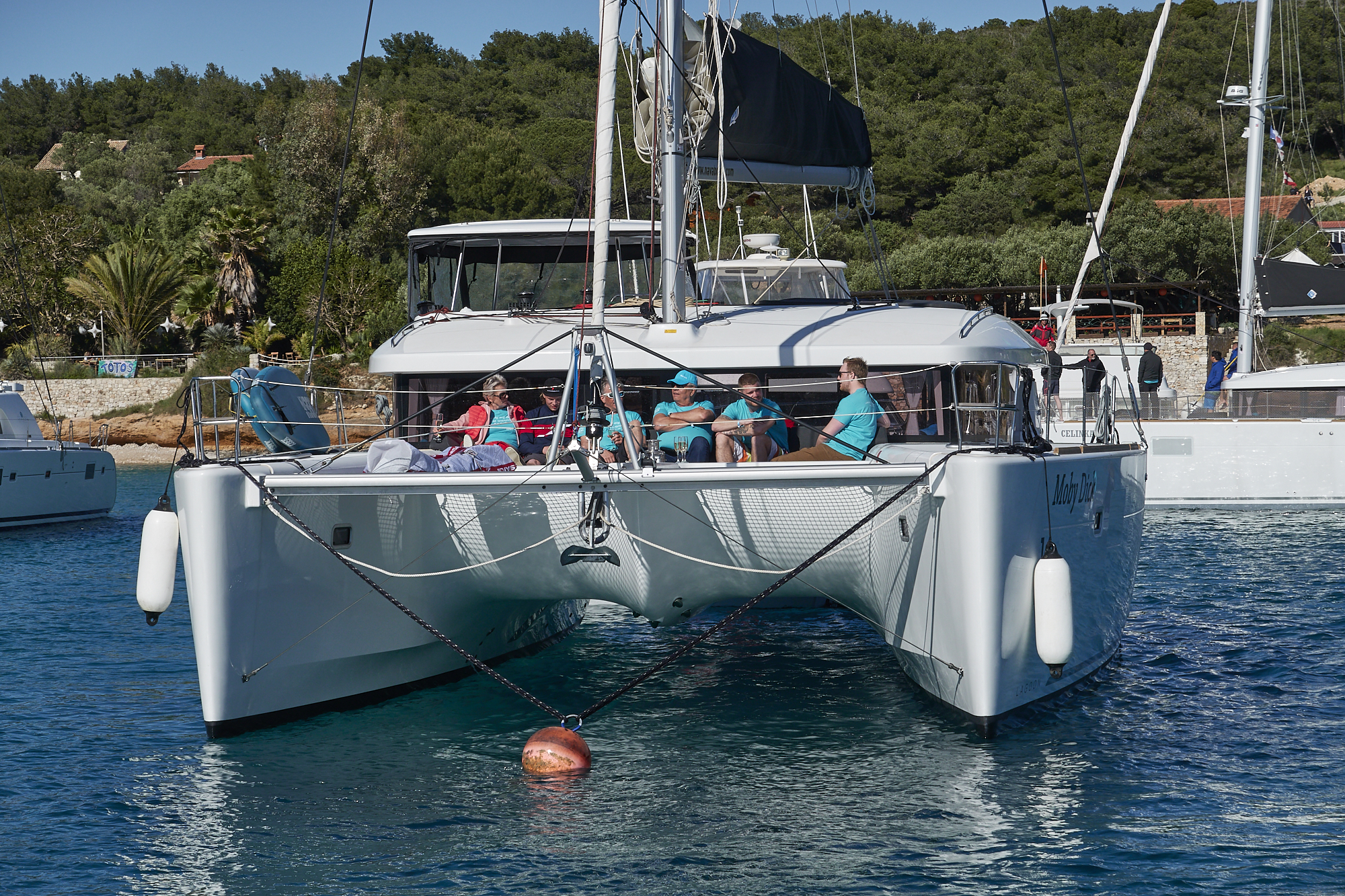 Lagoon 450 Sport (2018) equipped with generator, A (MOBY DICK)  - 8