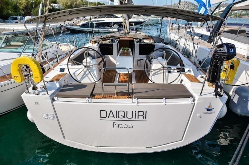 Dufour 460GL (Daiquiri)  - 6