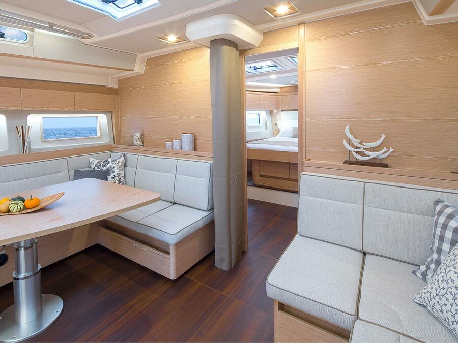 Hanse 588 - 4 cabins (EREMA)  - 9