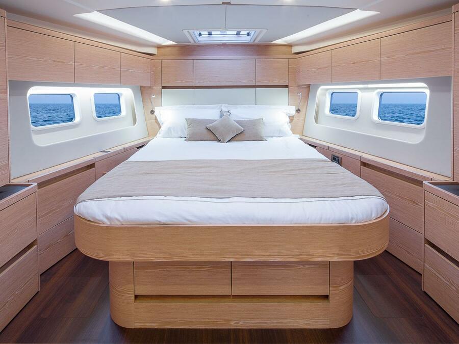Hanse 588 - 4 cabins (EREMA)  - 13