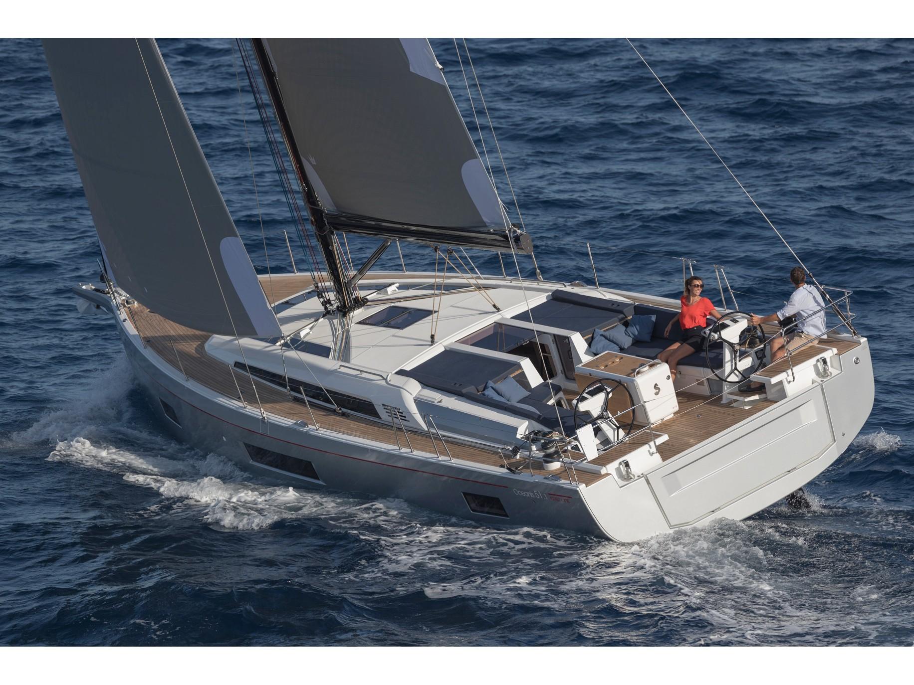 Oceanis 51.1 (Lima) Main image - 0