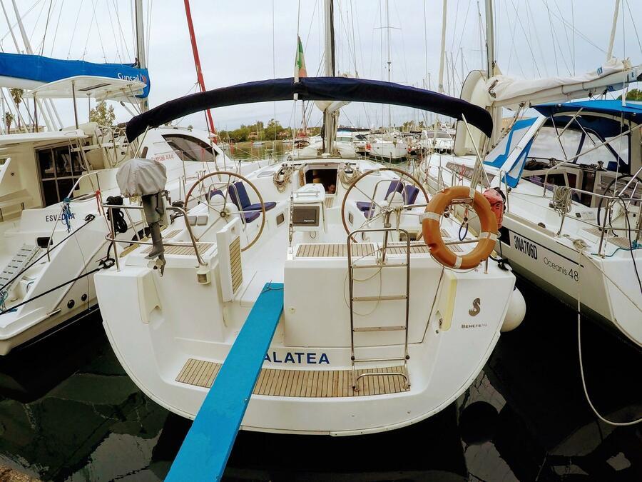 Oceanis 46 (Galatea)  - 14