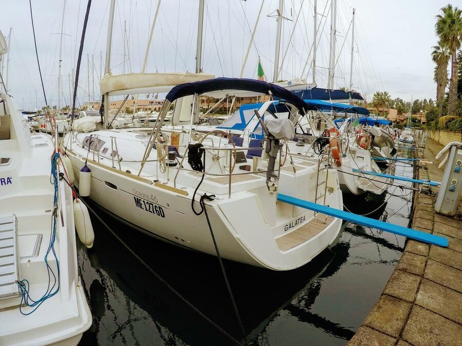 Oceanis 46 (Galatea)  - 18