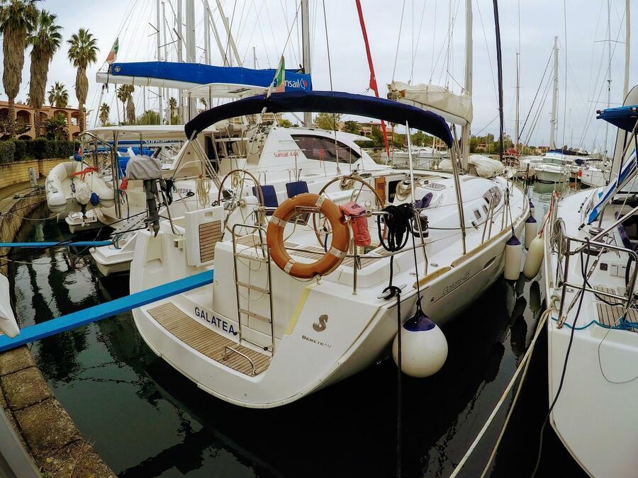 Oceanis 46 (Galatea)  - 7