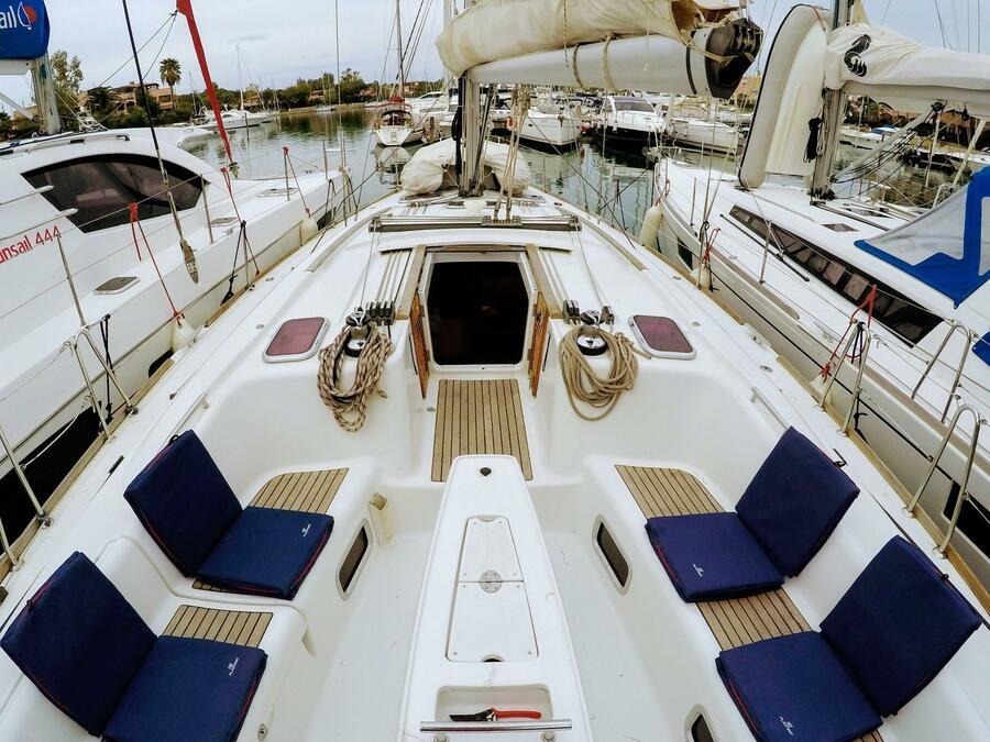Oceanis 46 (Galatea)  - 10