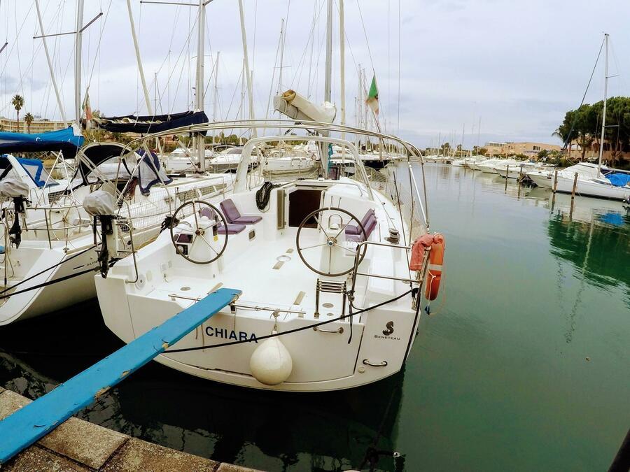 Oceanis 38 (Chiara)  - 13