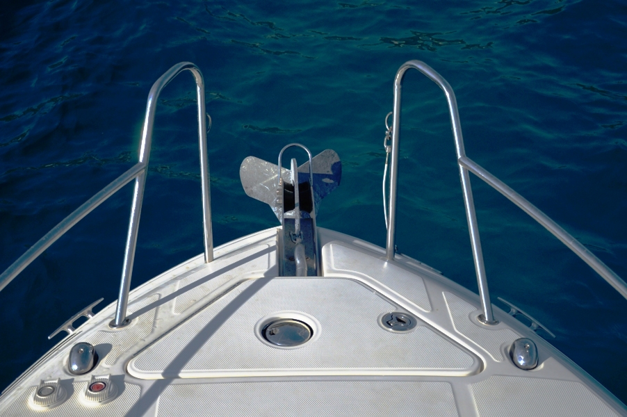Sea Ray 255 Sundancer (1145 VD)  - 14
