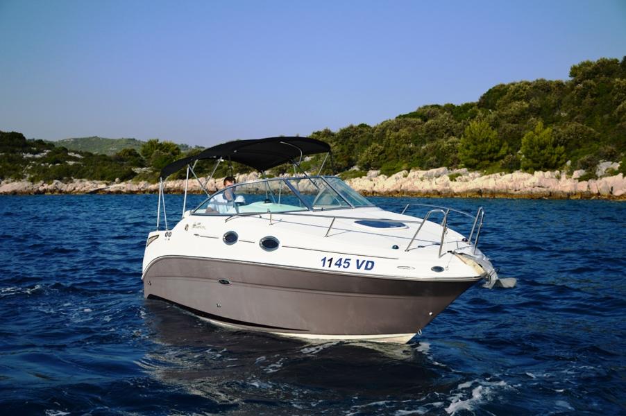 Sea Ray 255 Sundancer (1145 VD)  - 33