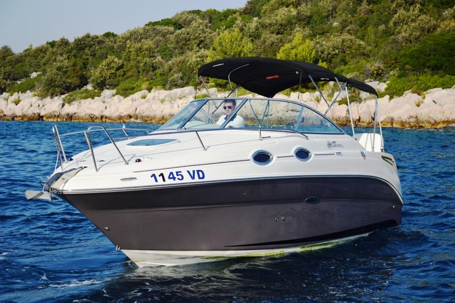 Sea Ray 255 Sundancer (1145 VD)  - 34