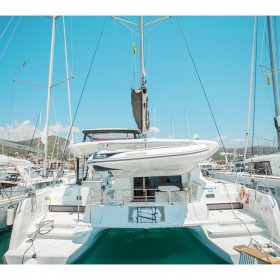 EUPHORIA II  (with generator & AC, dinghy with OB engine, 10 HP)