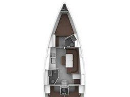 Bavaria 41 Cruiser (Lory) Plan image - 1