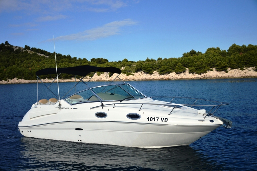 Sea Ray 240 Sundancer (1017 VD)  - 20