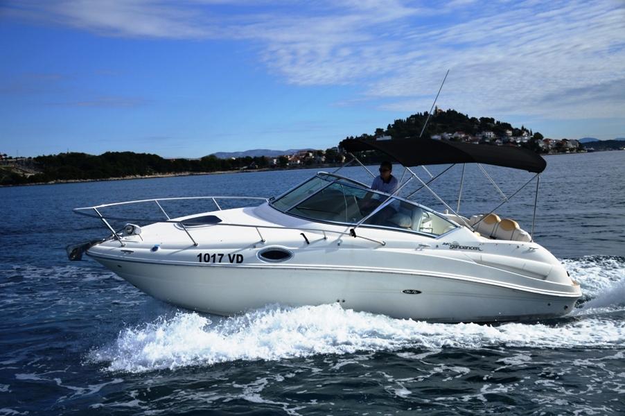 Sea Ray 240 Sundancer (1017 VD)  - 15