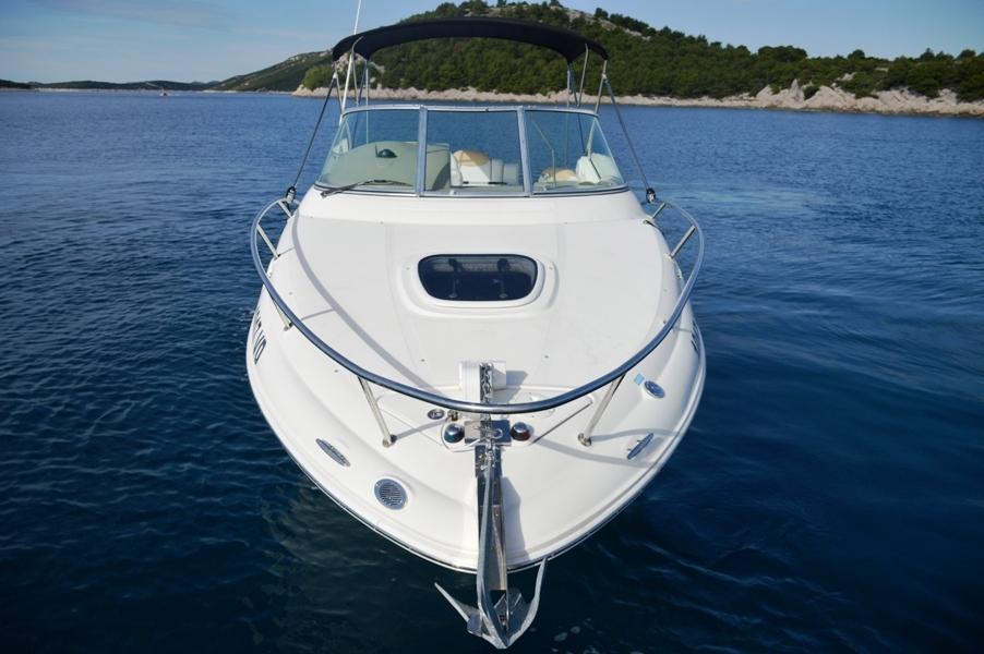 Sea Ray 240 Sundancer (1017 VD)  - 27