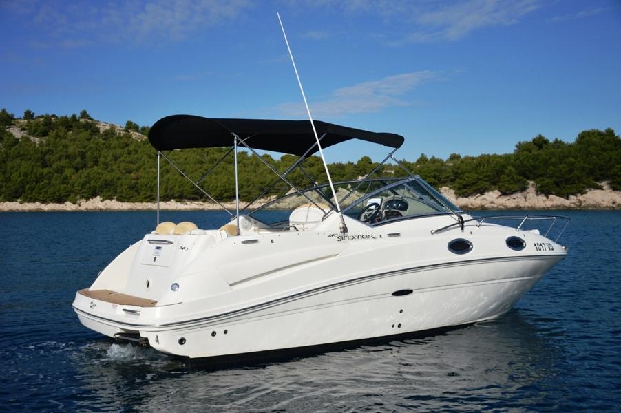Sea Ray 240 Sundancer (1017 VD)  - 17