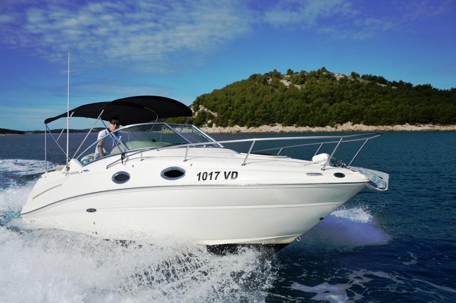 Sea Ray 240 Sundancer (1017 VD)  - 10