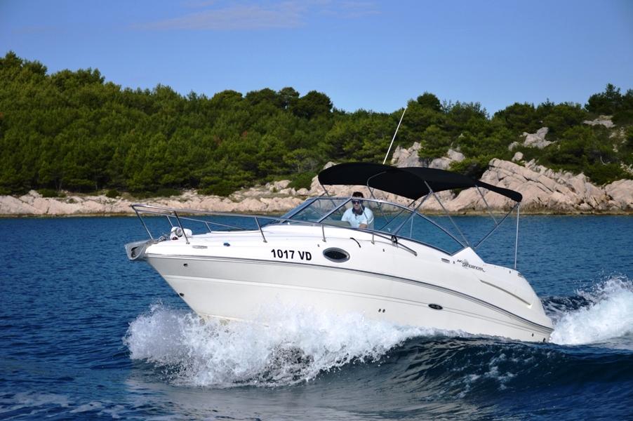 Sea Ray 240 Sundancer (1017 VD)  - 30