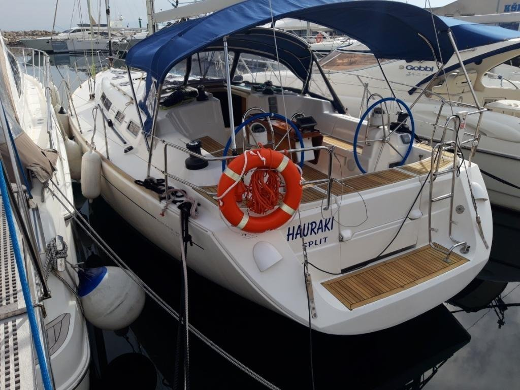 Dufour 455 Grand Large (Hauraki (short terms offers on request)) Main image - 18