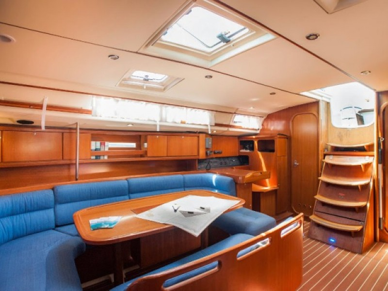Dufour 455 Grand Large (Hauraki (short terms offers on request)) Interior image - 16