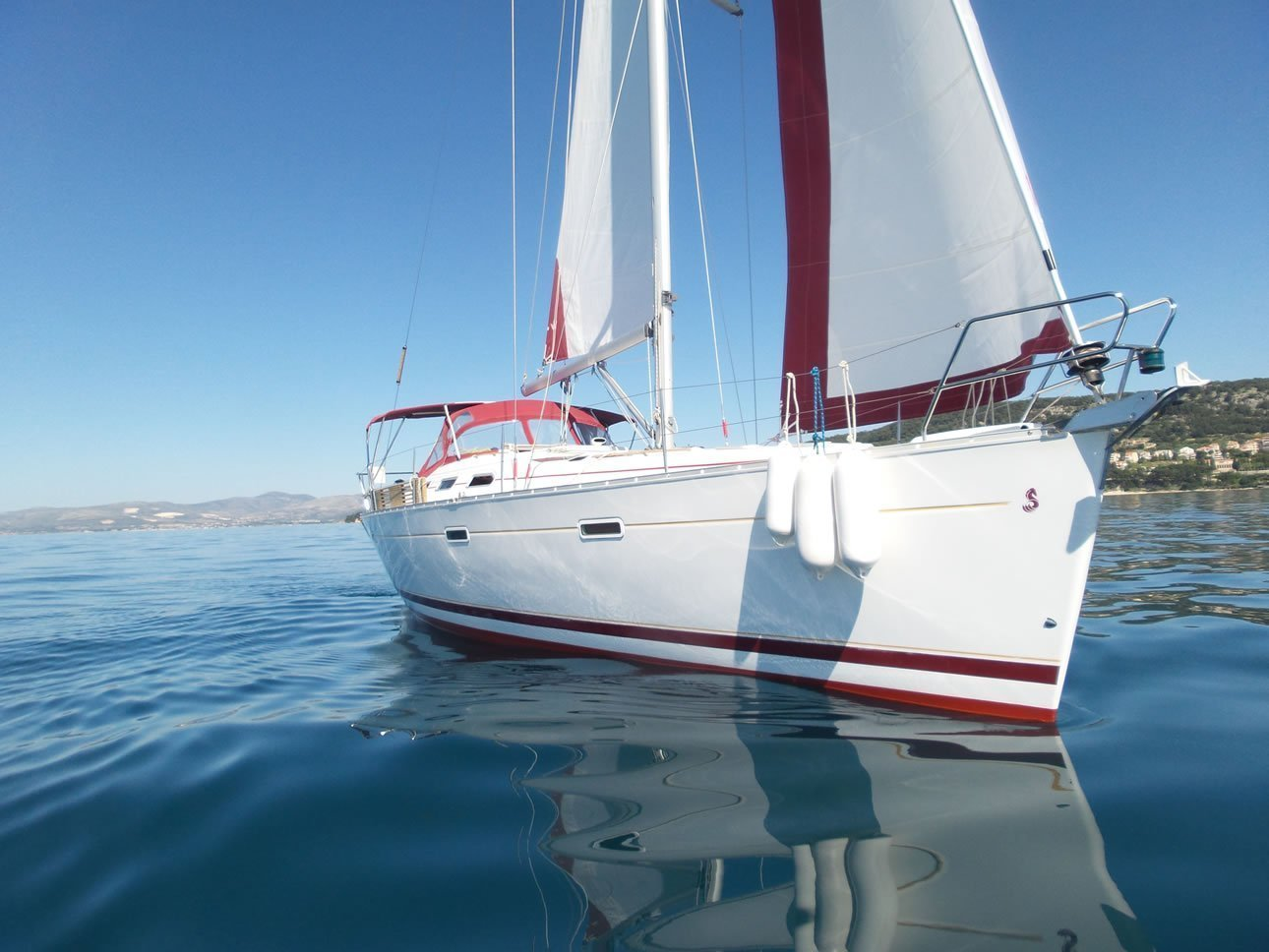 Oceanis 393 Clipper (Škuribanda (short terms offers on request))  - 9