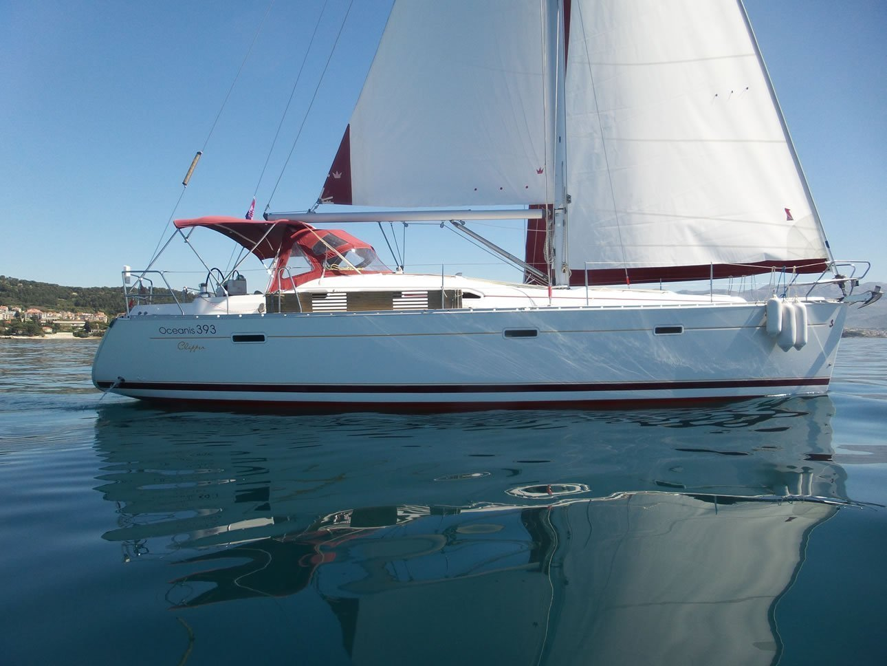 Oceanis 393 Clipper (Škuribanda (short terms offers on request))  - 7