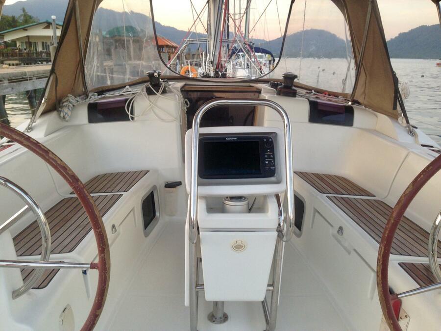 Jeanneau Sun Odyssey 409 (Malee)  - 3