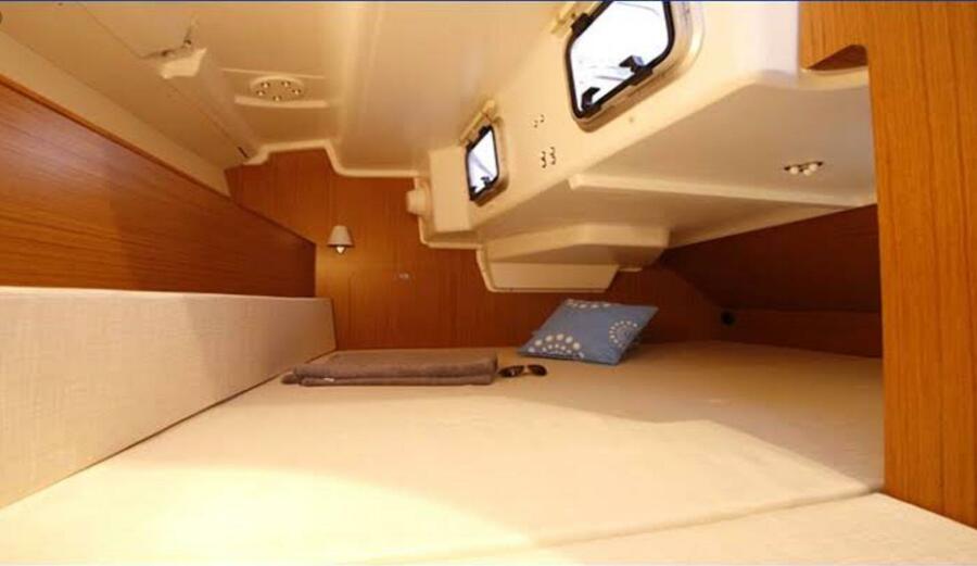 aft cabin - 0