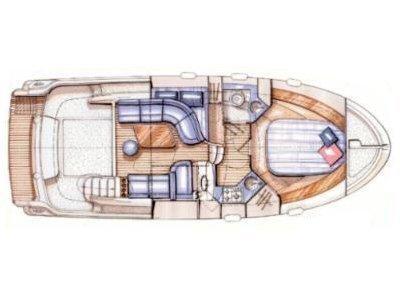 Jeanneau Prestige 32 (Marle III ) Plan image - 1