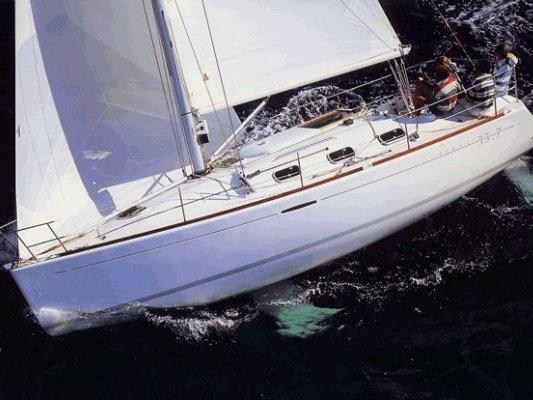 Oceanis 393  (Milica) Main image - 0