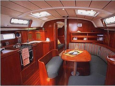 Oceanis 411 (Mica) Interior image - 8