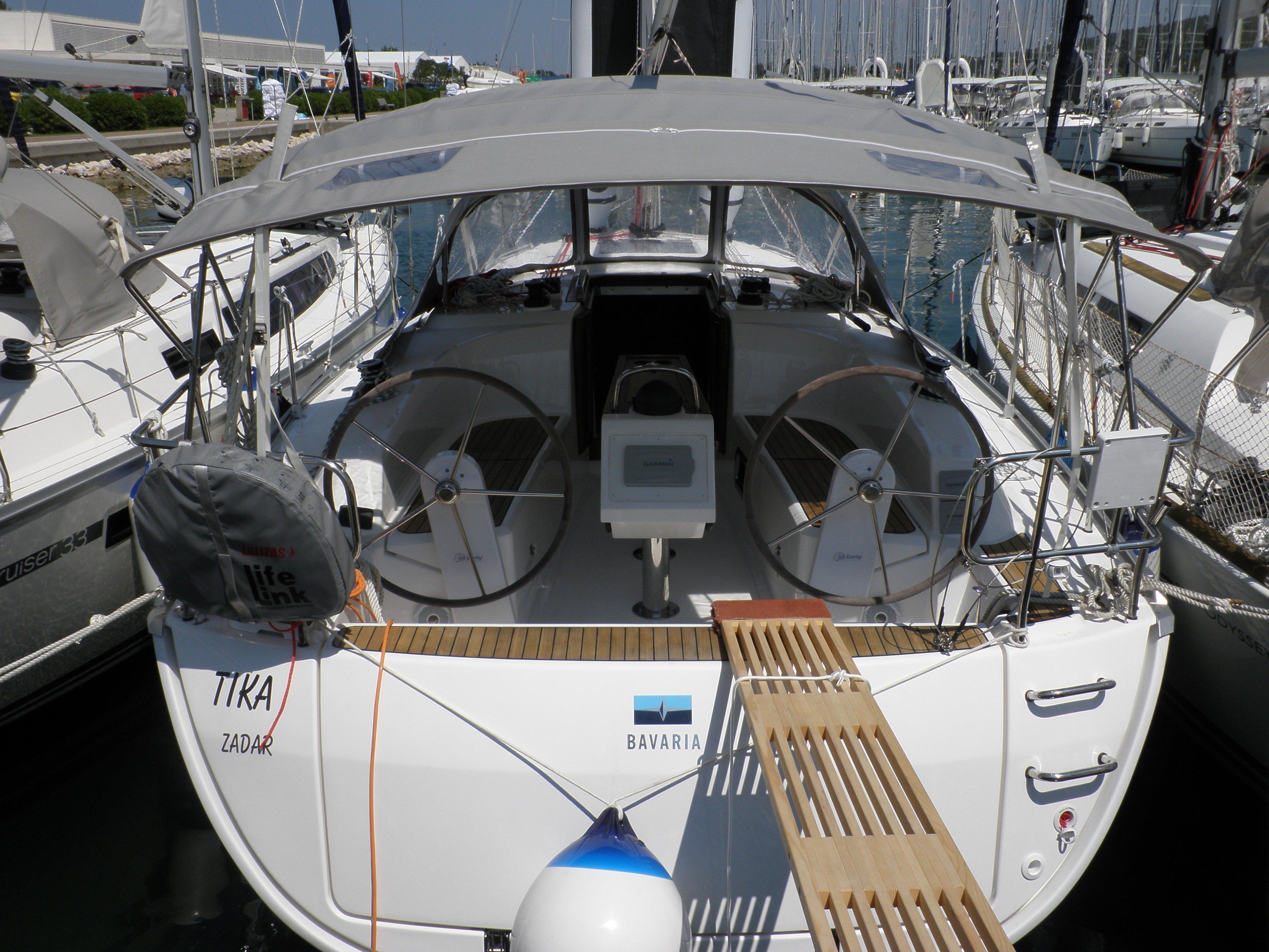 Bavaria Cruiser 34 (TIKA)  - 4