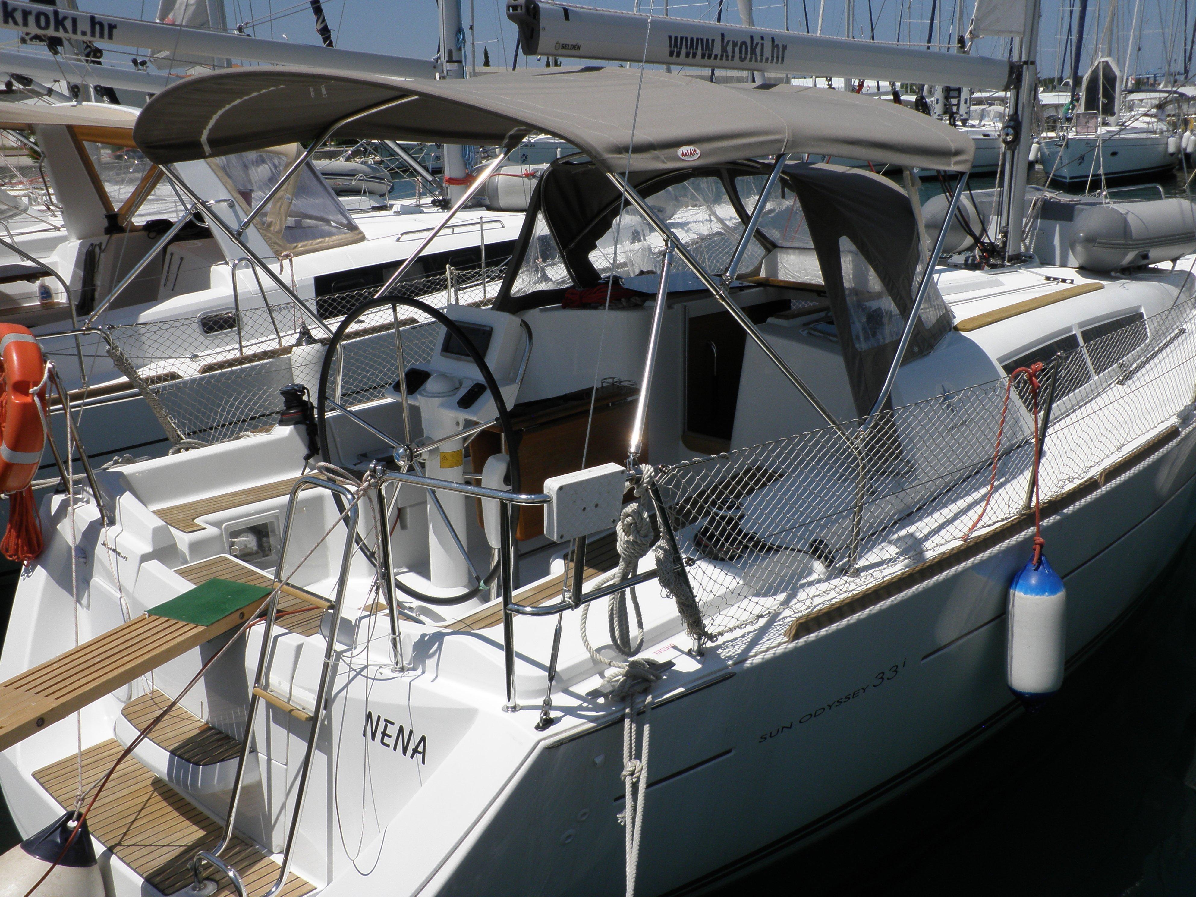 Sun Odyssey 33i (NENA)  - 3