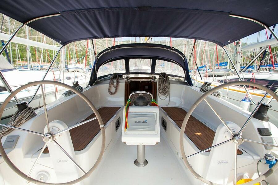 Bavaria Cruiser 41 (Ružica)  - 8